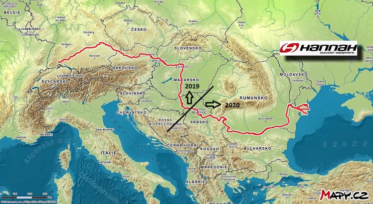 Dunaj 2019-2020